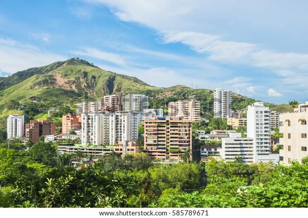 Cali Valle Del Cauca Colombia Bâtiments Repères, Parcs  BuildingsLandmarks, Parks