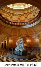California Capitol Rotunda