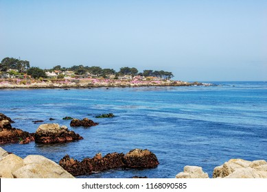 California Coast Pacific Grove near Monterey