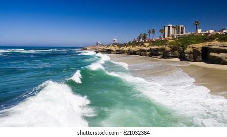 California Coast and Pacific Ocean