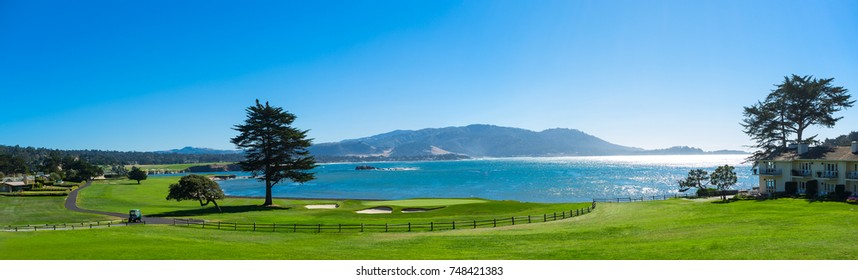 California golf course