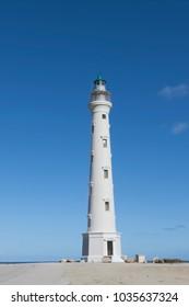 California Lighthouse on the island of Aruba