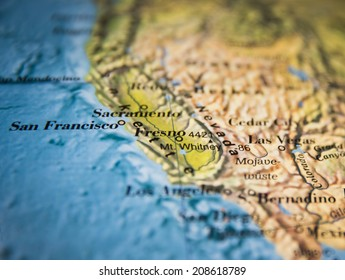 California Map Topography.California Topography Map Stock Photos Images Photography