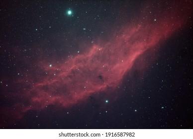 The California Nebula NGC 1499