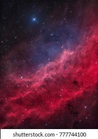 The California Nebel - NGC 1499