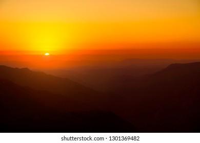 California Road Trip Yosemite National Park Glacier Point Sunset