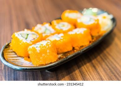 California roll maki - japanese food