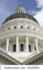 California State Capitol Dome