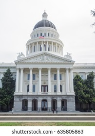 California State Capitol is home to the government of California. The building houses the bicameral state legislature and the office of the governor.
