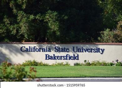 California State University in Bakersfield, September 23, 2019.