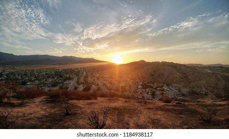 California Summer Sunset