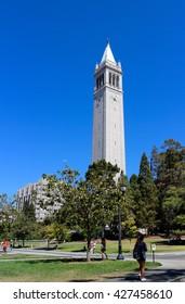California University -Berkeley Campus-