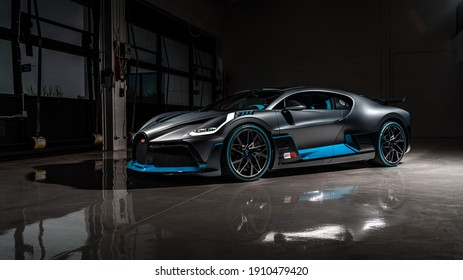 Bugatti Divo High Res Stock Images Shutterstock