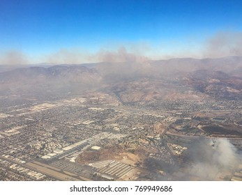 California wildfires burning in Los Angeles