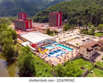 Calimanesti hotel resorts near Ramnicu Valcea, Romania
