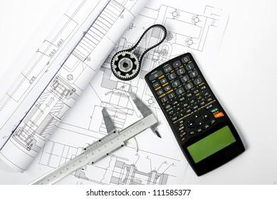 caliper, project, calculator