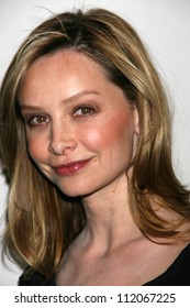 """Calista Flockhart at the 24th Annual William S. Paley Television Festival Featuring """"Brothers and Sisters"""" presented by the Museum of Television and Radio. DGA, Beverly Hills, CA. 03-05-07"""
