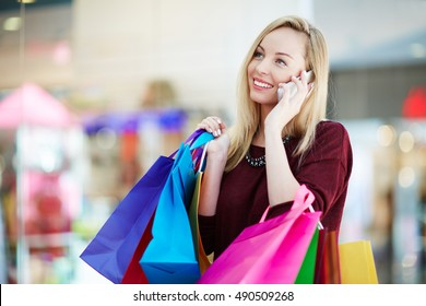 Call after shopping