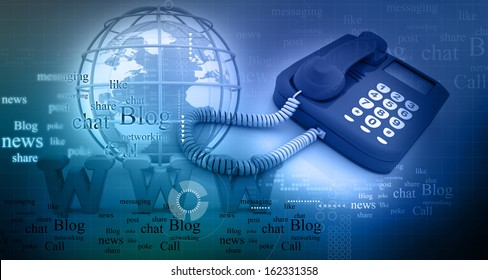 call us, contact centre. Global connection