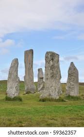 Callanish Stone Circle, Lewis, Scotland