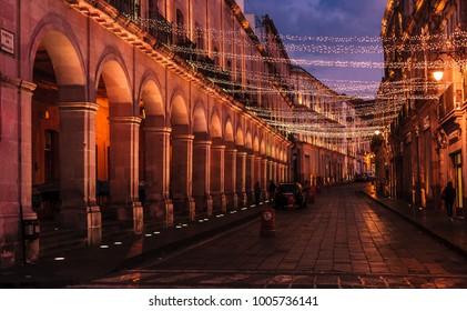 Calle de Zacatecas
