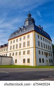 """So called castle """"Friedenstein"""" in Gotha/Germany"""