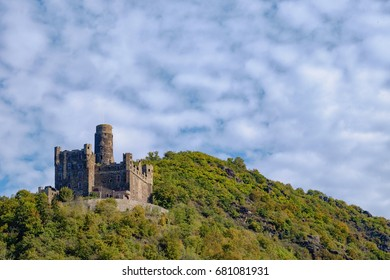 "So called castle ""Maus"""