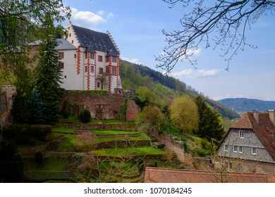 "The so called ""Mildenburg"" in Miltenberg/Germany"