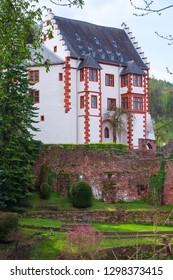 "The so called ""Mildenburg"" in Miltenberg/Germany"