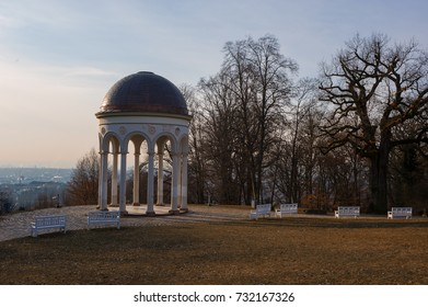 """The so called """"Monopteros"""" of Wiesbaden/Germany"""
