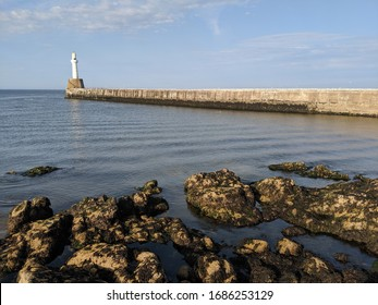 Calm seas on the coast