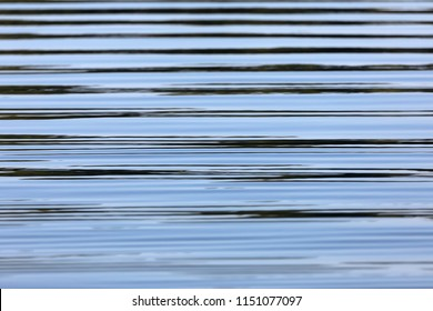 calm waves on water