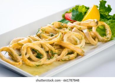 Calmar salad