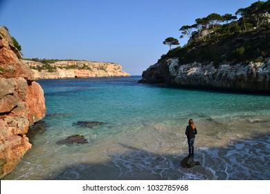 Calo des Moro beach, Mallorca