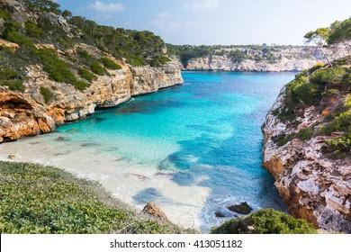 Calo des Moro, Majorca