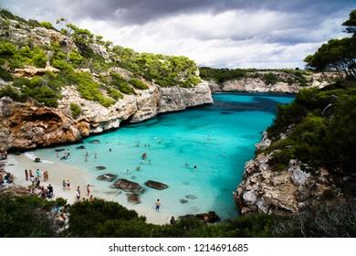 Calo Des Moro - Mallorca, Spain
