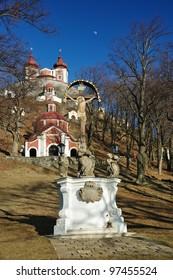 Calvary In Banska Stiavnica, Slovakia - Unesco