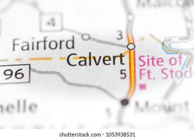 Calvert Alabama USA Stock Photo (Edit Now) 1053936302 - Shutterstock