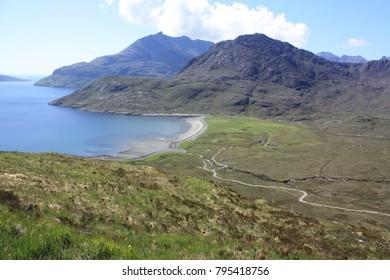 Camasunary Bay Skye