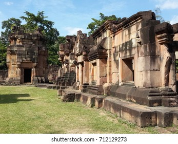 Cambodia. Ta Moan temple. Oudor Meanchey Province. Siem Reap City.