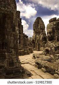 Cambodia Temple Complex