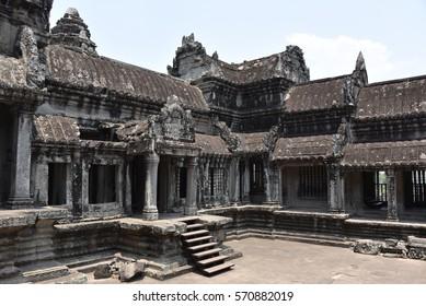 Cambodia Temple Ruins
