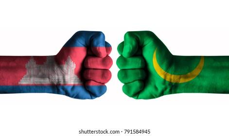 cambodia vs Mauritania