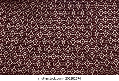 Cambodian traditional pattern