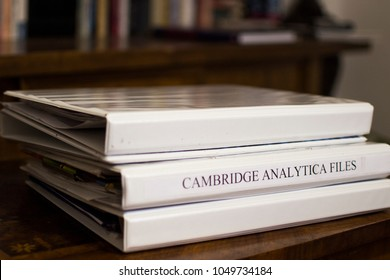 Cambridge Analytica Files Leak
