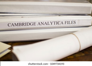 Cambridge Analytica Files Leak