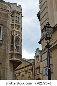 Cambridge Architecture Details