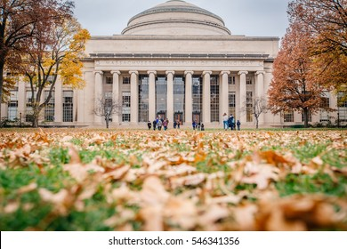 CAMBRIDGE, MA ,DEC 2016- Editorial: Founded in 1861, the Massachusetts Institute of Technology (MIT) is one of the world's leading research universities, especially in engineering and science.