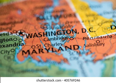 Cambridge. Maryland. USA