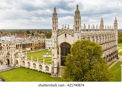 Cambridge in spring